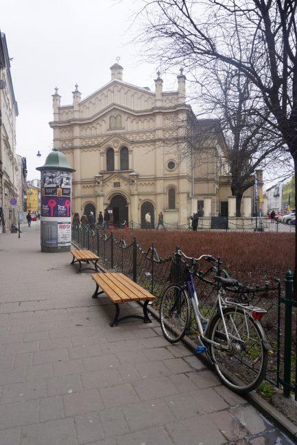 Barrio judío Kazimierz, Cracovia
