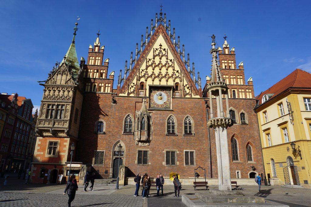 Ayuntamiento de Breslavia