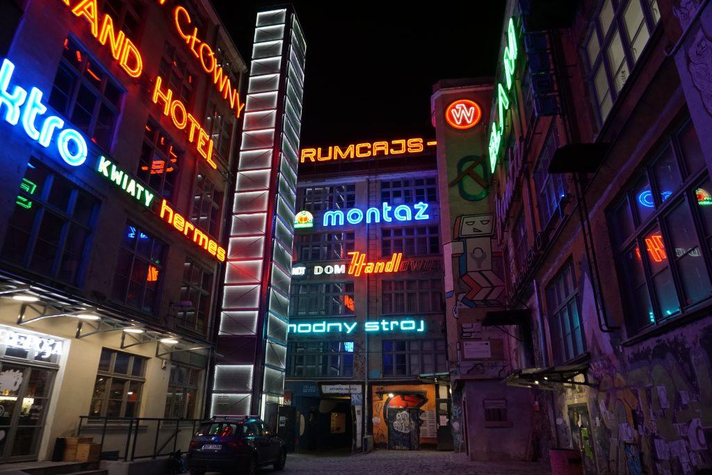 Neon Side Gallery, Breslavia