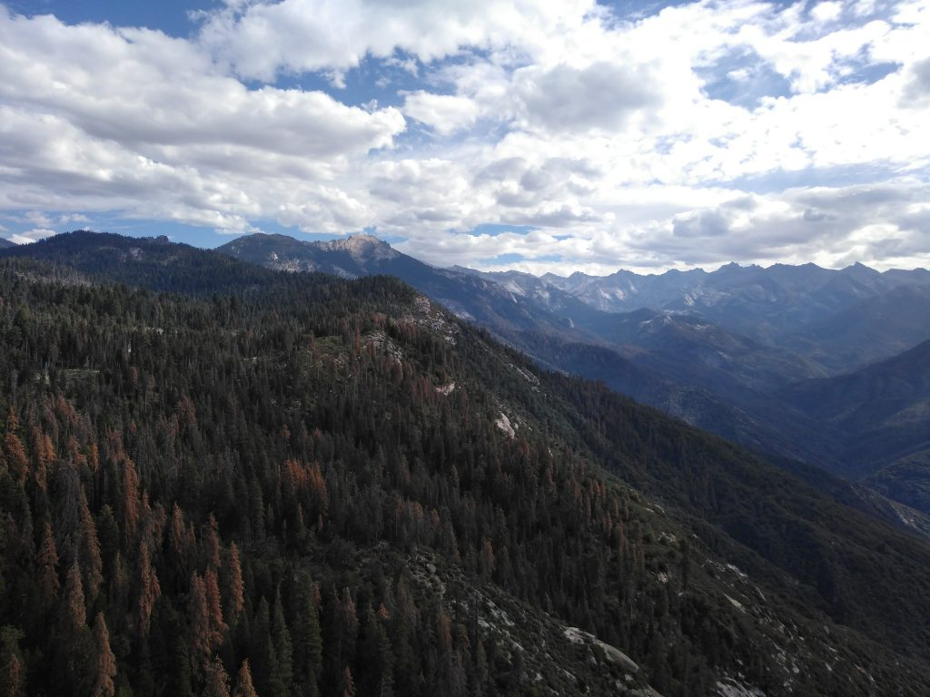 Moro Rock Trail, Sequoia National Park