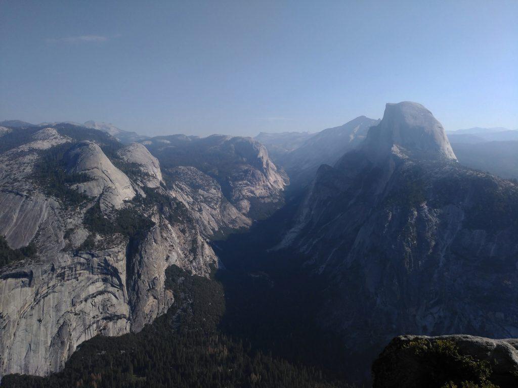 Panorama Trail, Yosemite National Park