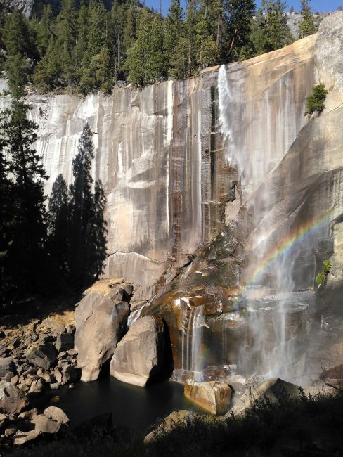 Vernal Falls, Yellowstone