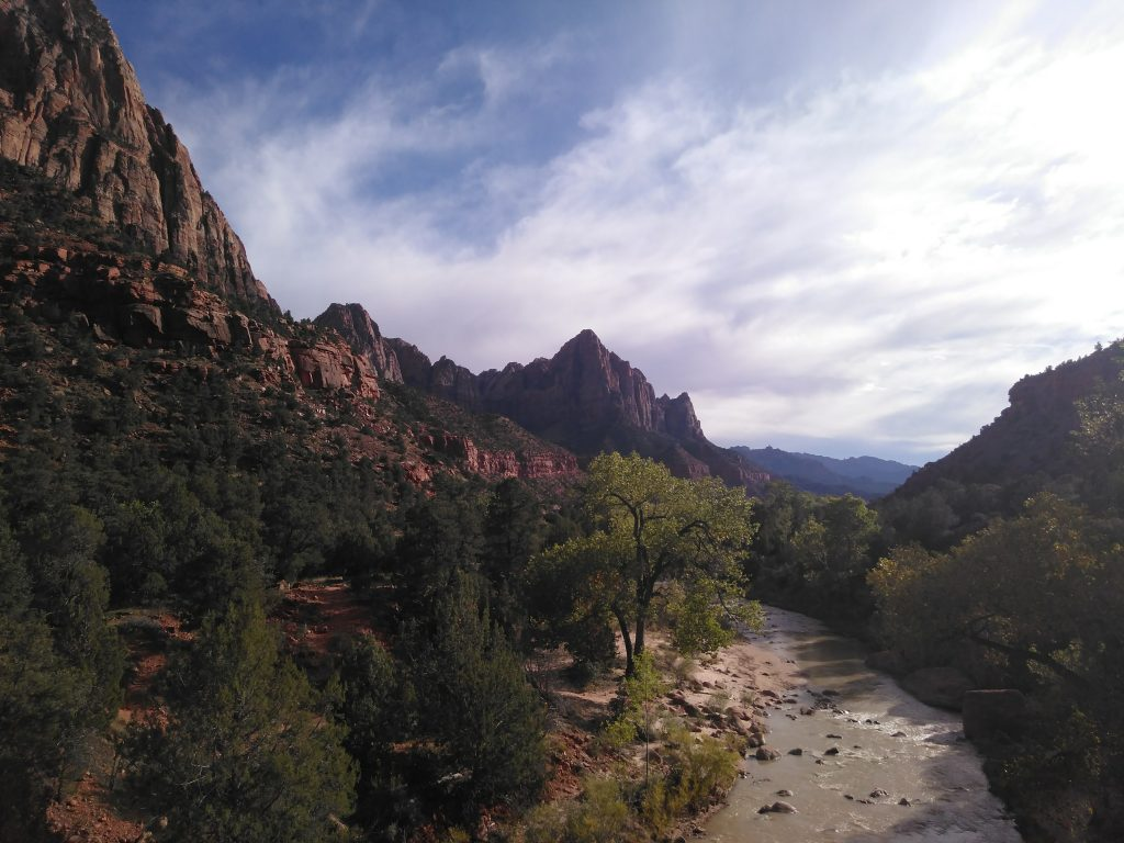 The Watchman, Zion National Park