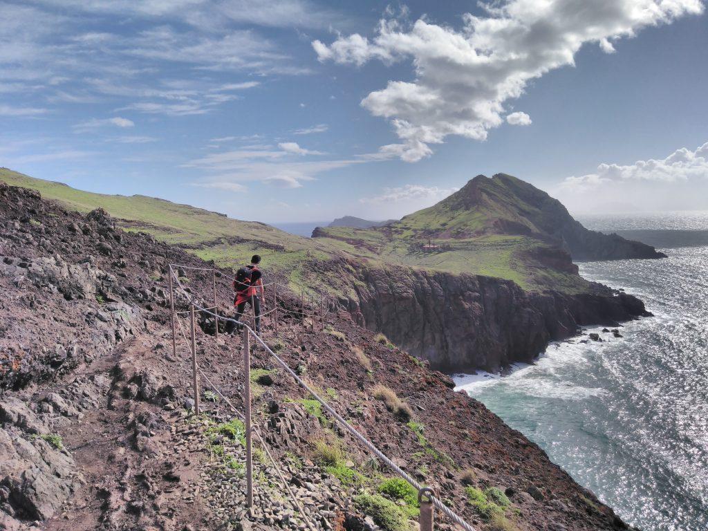 Vereda da Ponta do São Lorenço, Madeira
