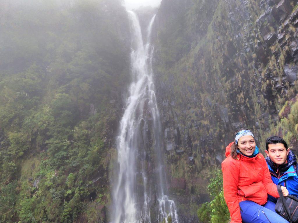 Cascada do Risco, Madeira