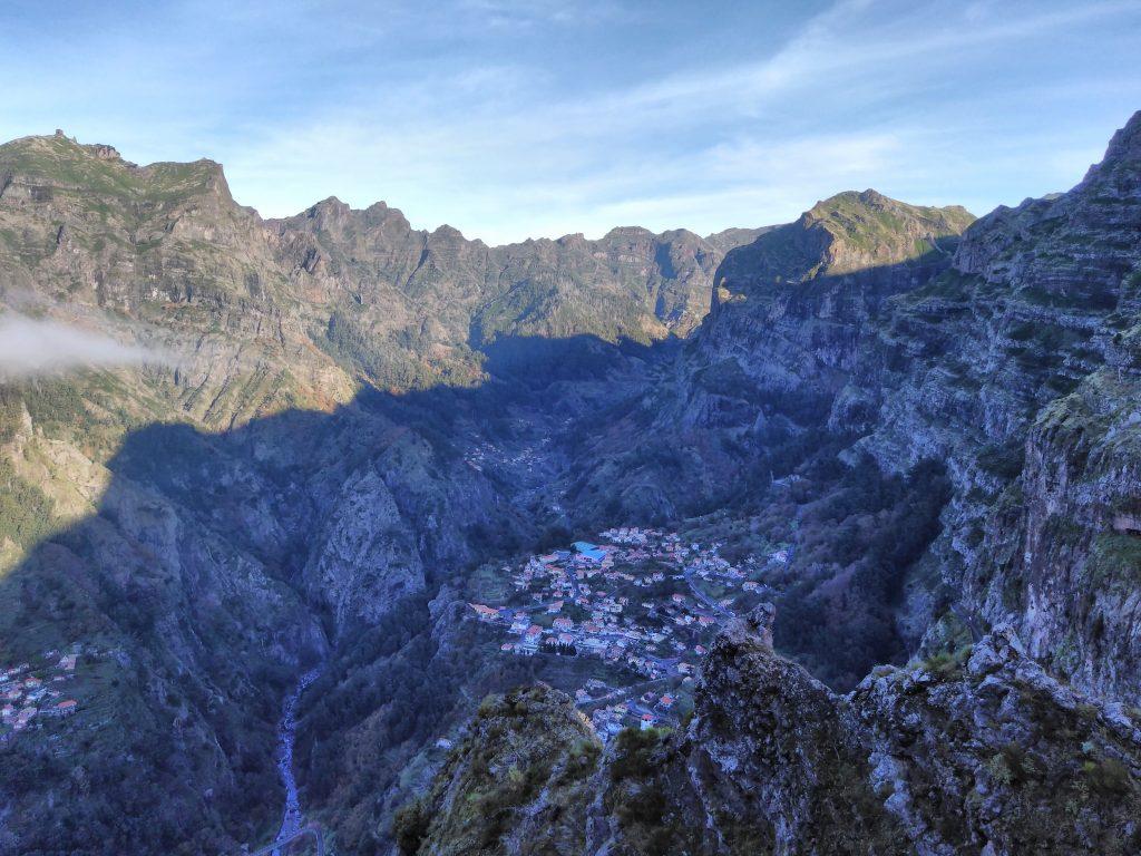 Mirador Eira do Serrado, Madeira