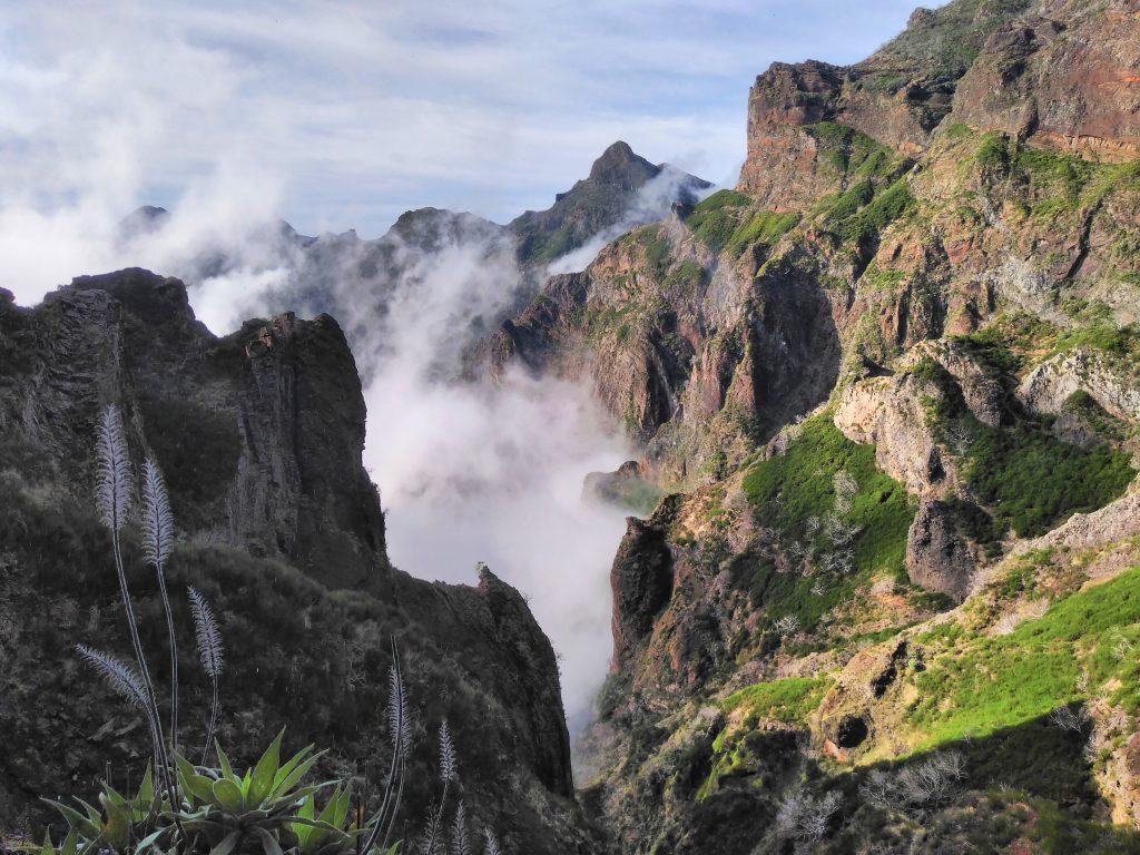 PR1 Vereda do Areeiro, Madeira