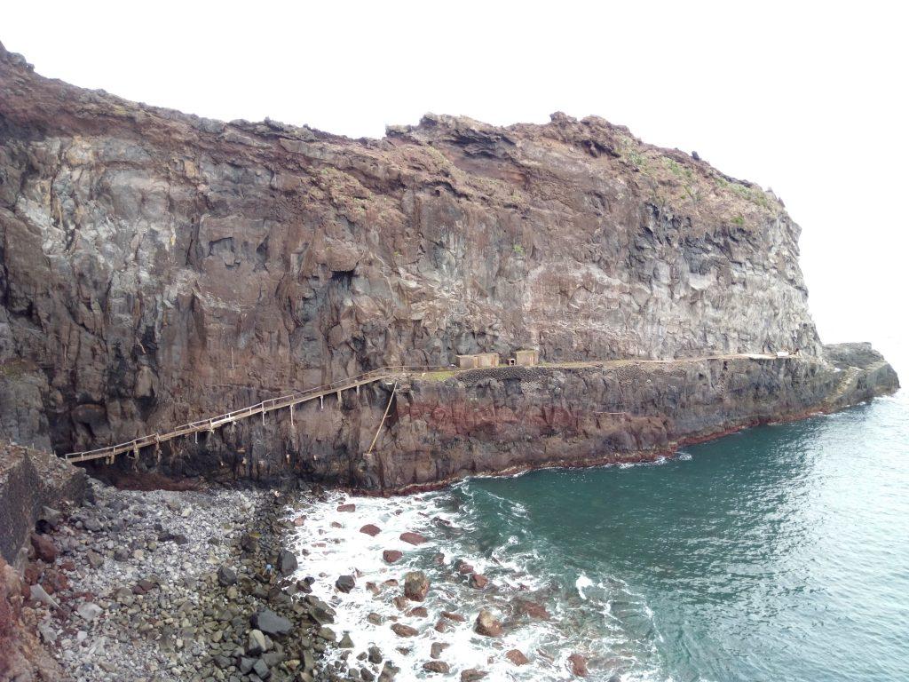 Punta Saõ Jorge, Madeira