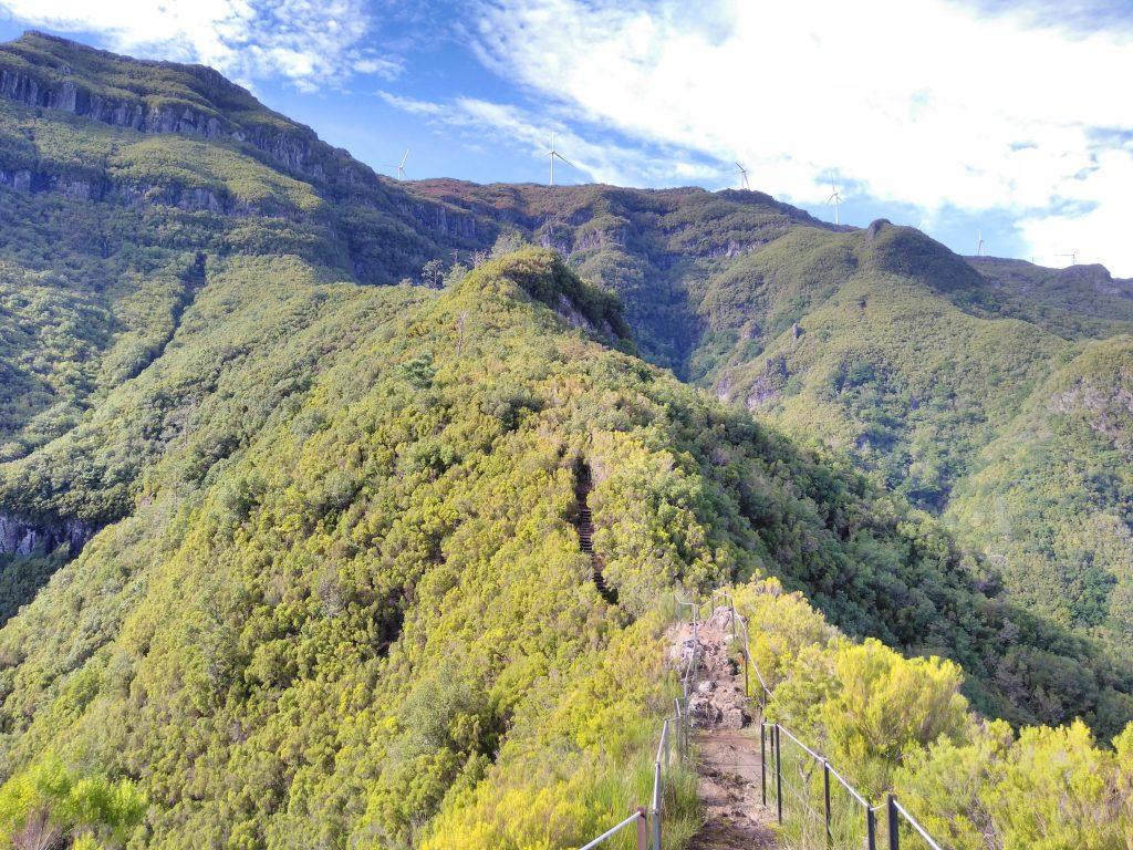 Caminho do Pináculo e Folhada, Madeira