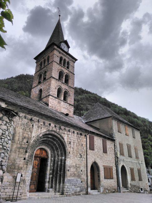 Santa María de Arties, Valle de Arán