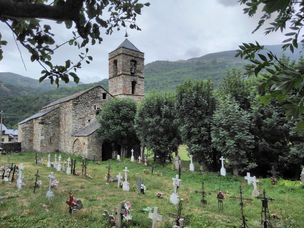Sant Feliu de Barruera, Vall de Boí