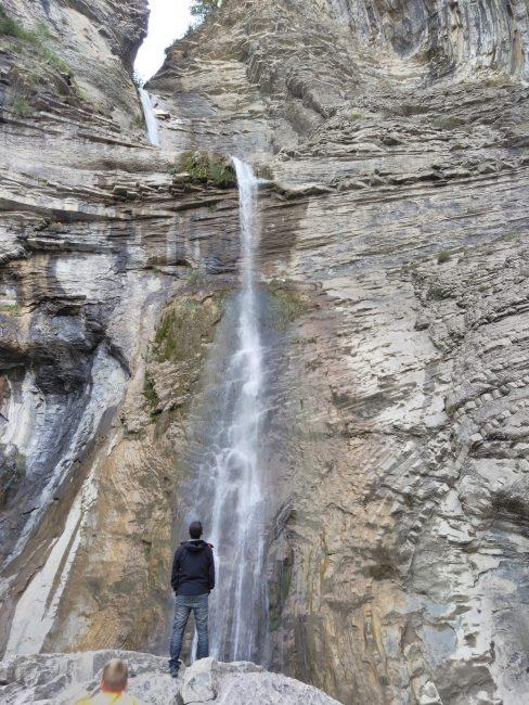 Cascada del Sorrosal
