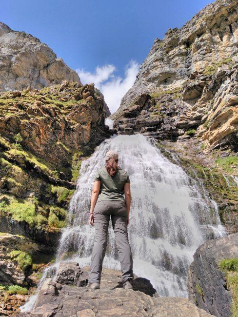 Parque Nacional de Ordesa y Monte Perdido, Cola de Caballo, Cañón de Ordesa