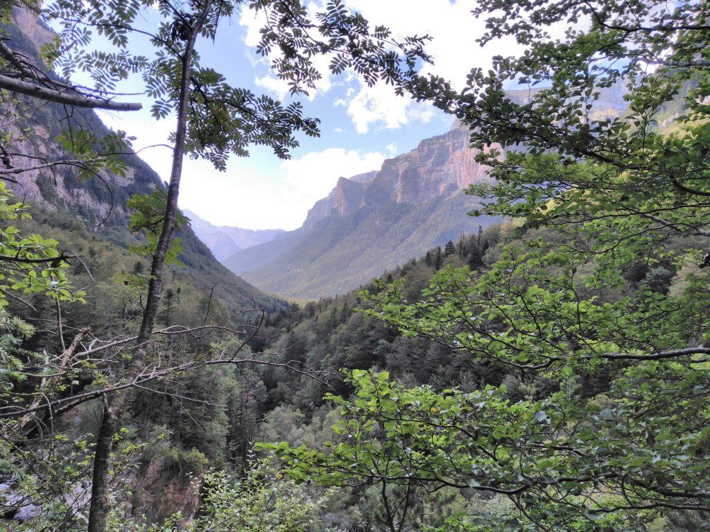 Pirineos, Cañón de Ordesa