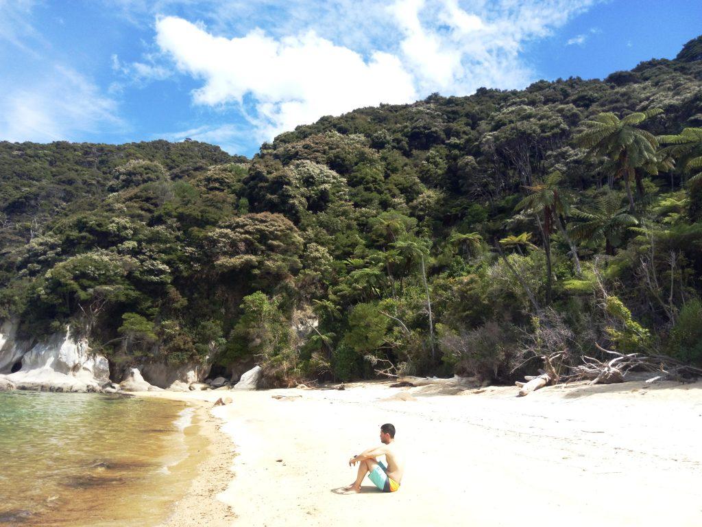 Playa Onetahuti, Abel Tasman Coast Track