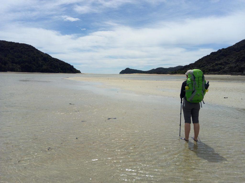 Awaroa Bay, Abel Tasman Coast Track