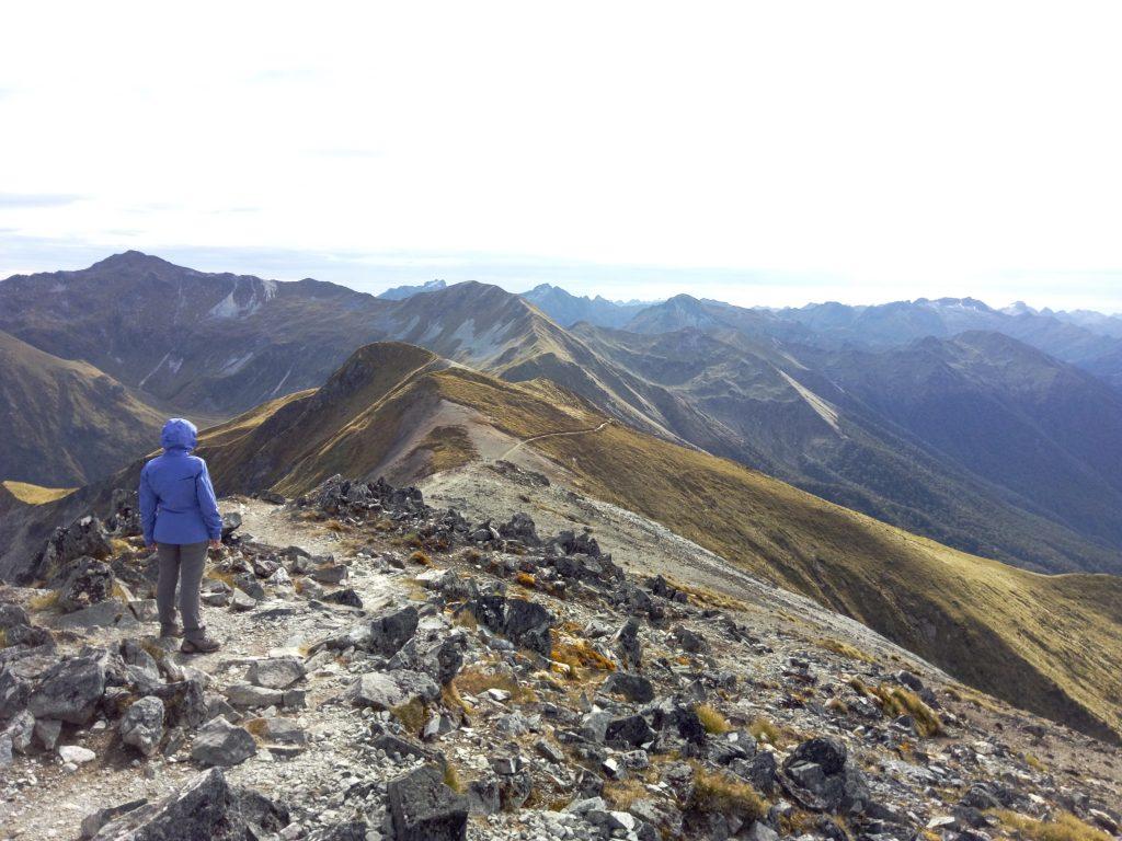 Pico Luxmore, Kepler Track