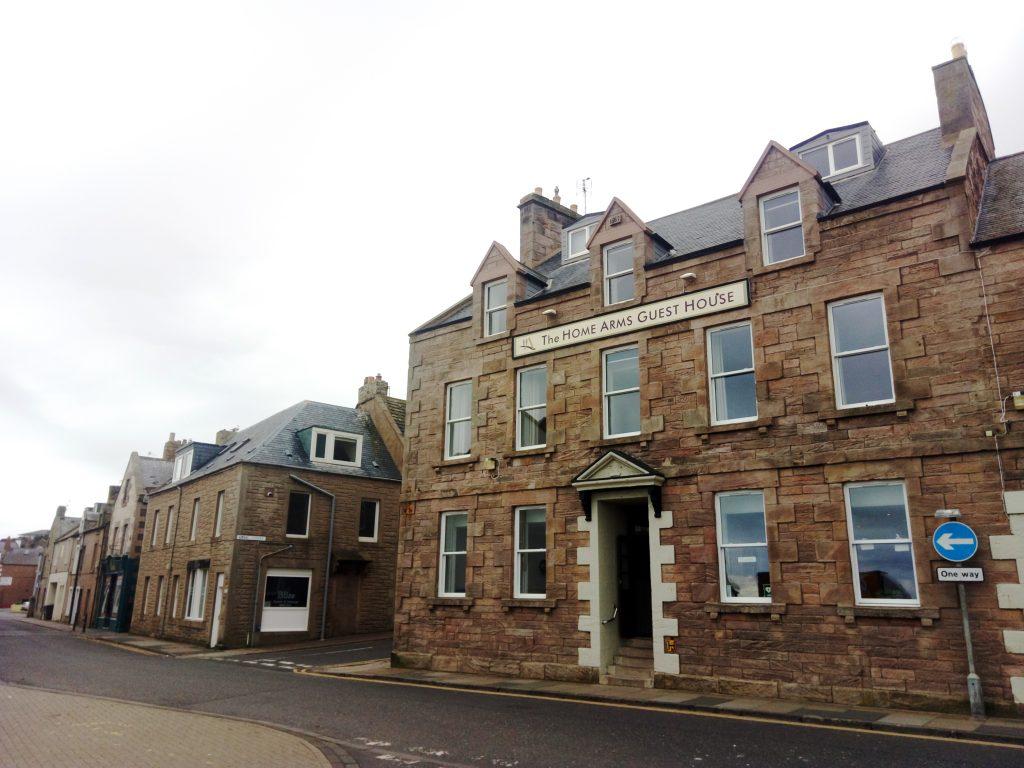 Escocia B&B The Home Arms Guesthouse