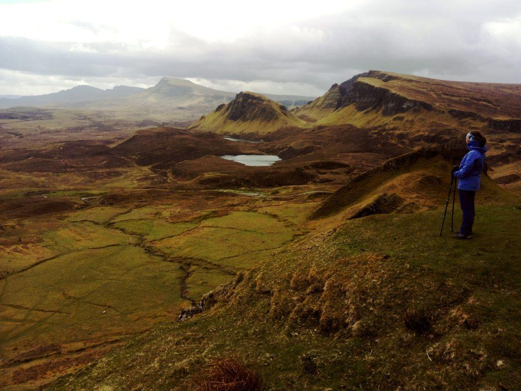 Escocia The Quiraing