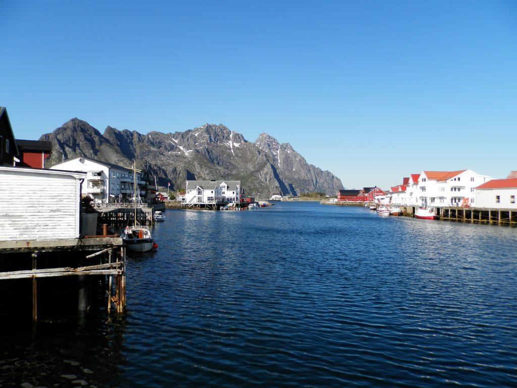 Noruega Islas Lofoten Henningsvaer