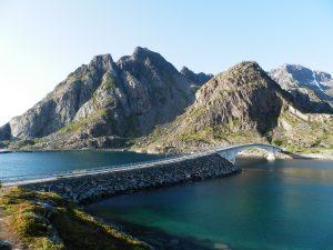 Noruega Fiordos Carretera Lofoten