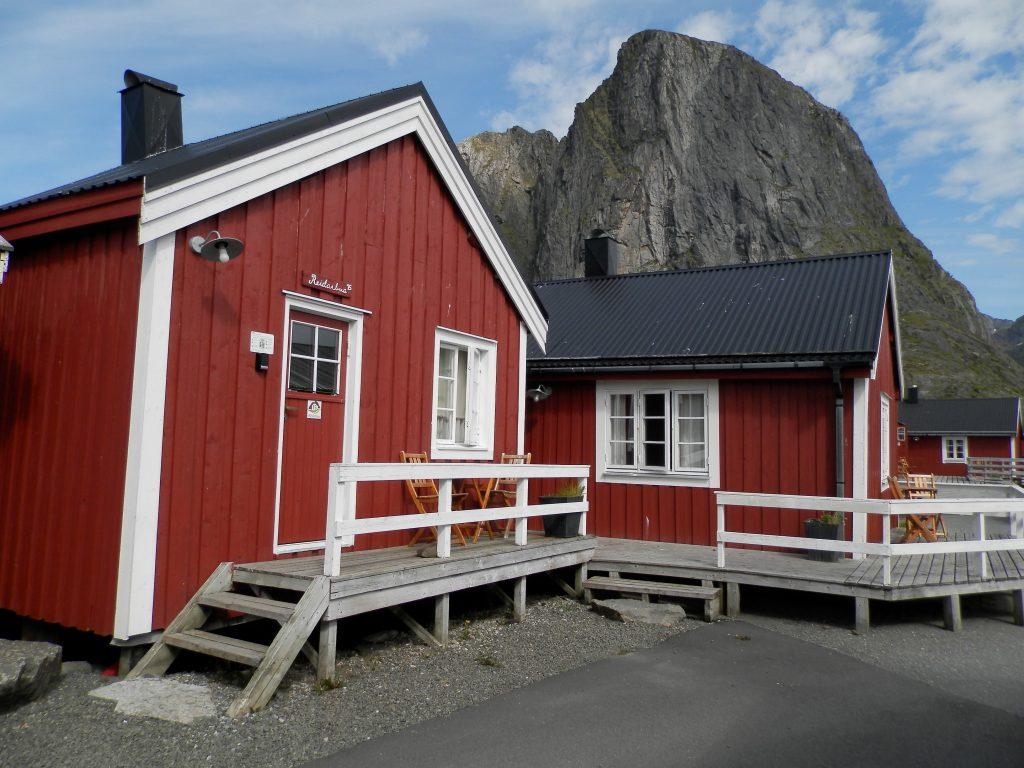 Noruega Islas Lofoten Eliassen Rorbuer