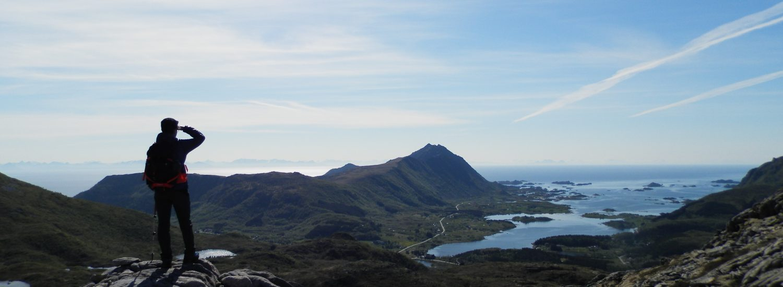 Noruega Islas Lofoten Justadtinden