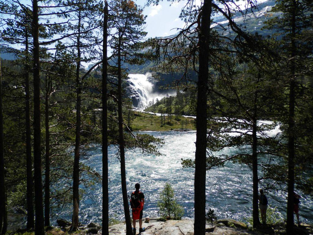 Noruega Husedalen Valley