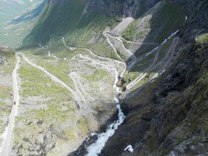 Noruega Fiordos Carretera de los Trolls