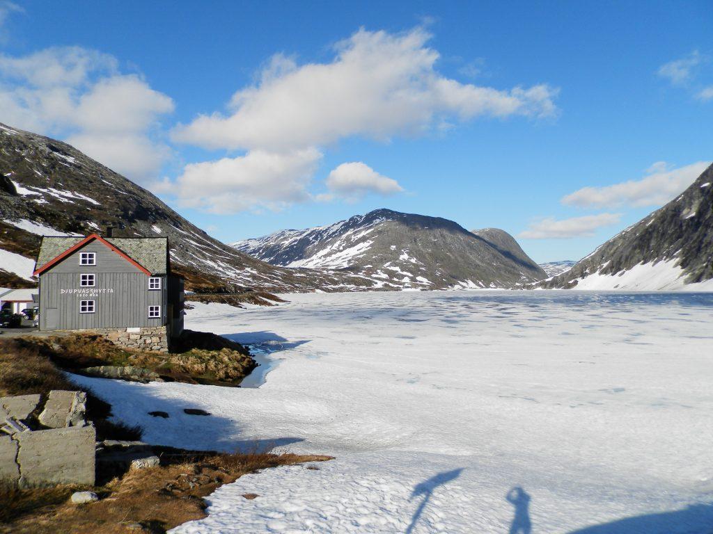 Noruega Fiordos Djupvasshytta