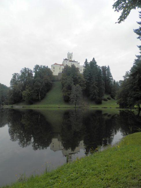 Castillo de Trakoscan, Croacia