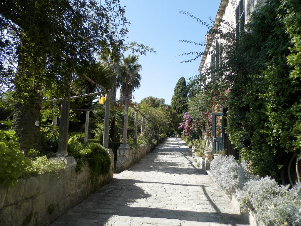 Jardines de Trsteno, Croacia
