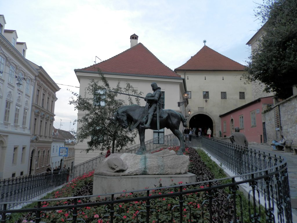 Puerta de Piedra, Zagreb, Croacia