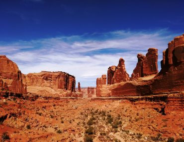 EEUU Oeste Arches