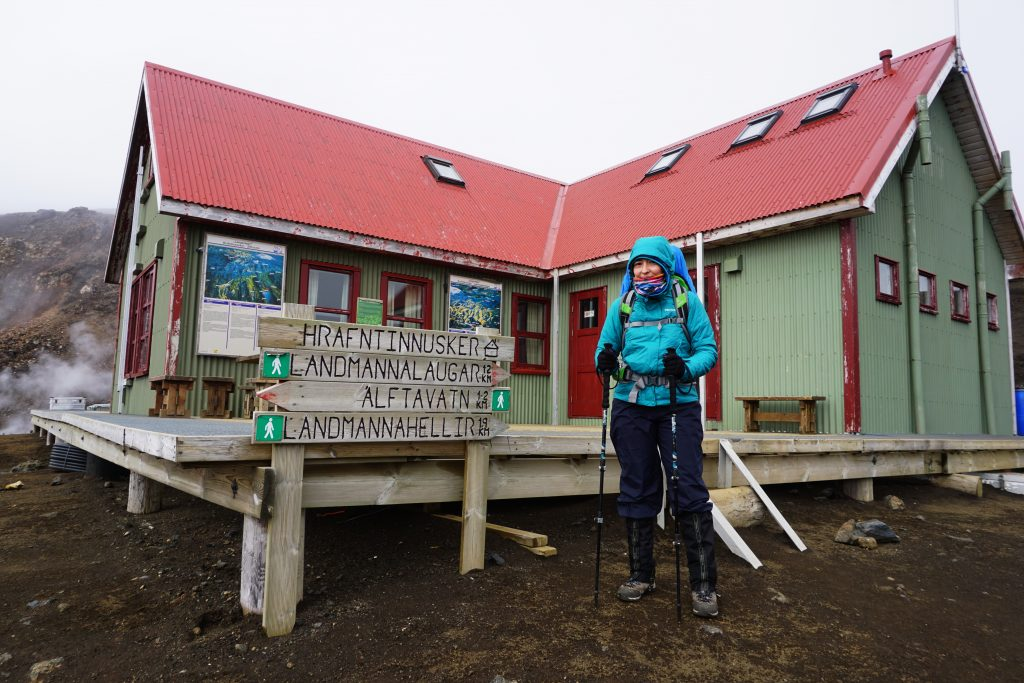Refugio Hrafntinnusker