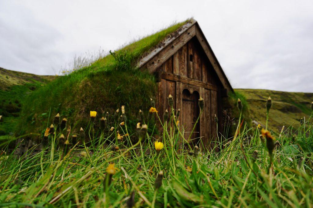 Granja Þjóðveldisbærinn Stöng