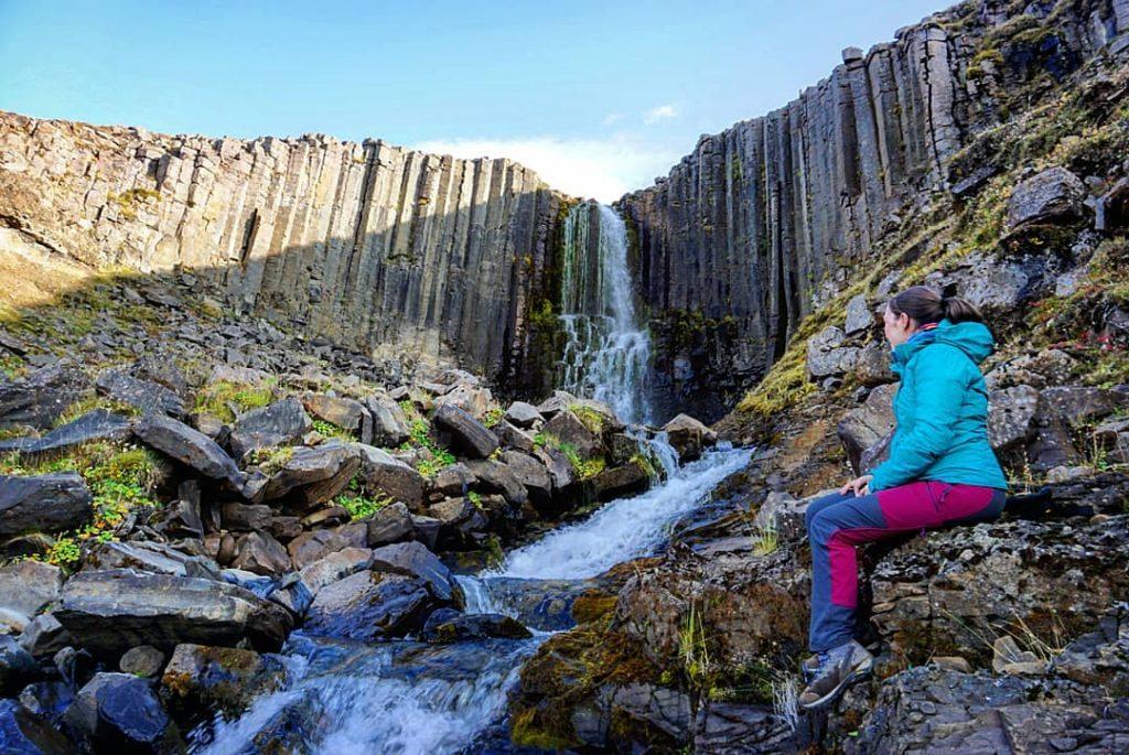 Cascada Stuðlafoss
