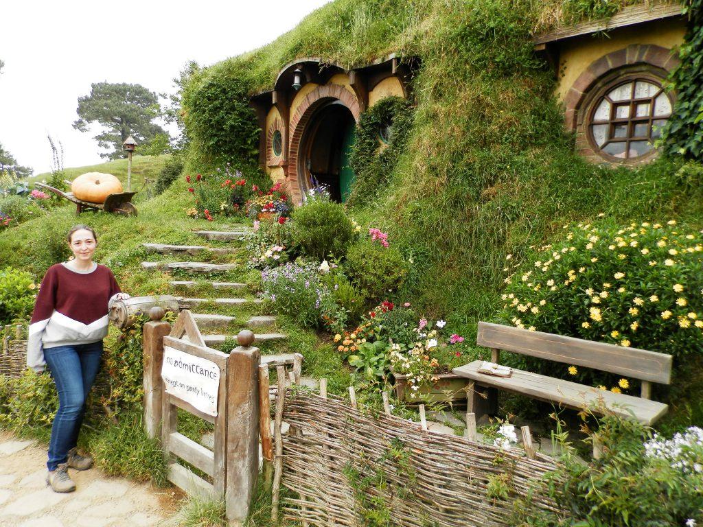 Nueva Zelanda Hobbiton