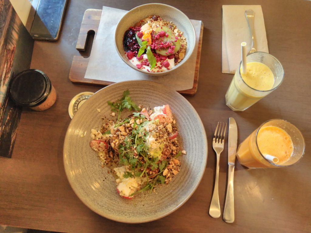 Nueva Zelanda Desayuno