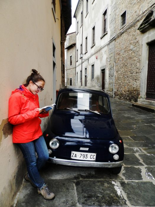 Italia Toscana Fiat 600