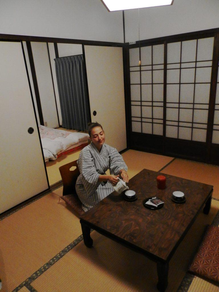 Japón Ryokan en Miyajima