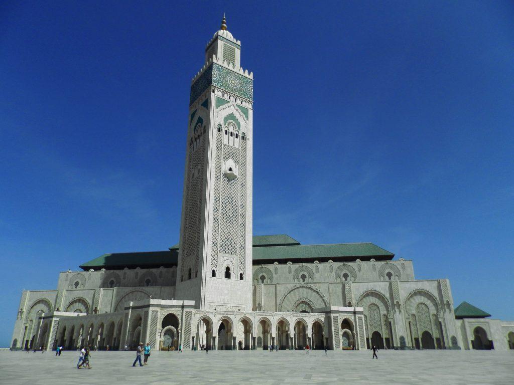 Marruecos Mezquita Hassan II Casablanca