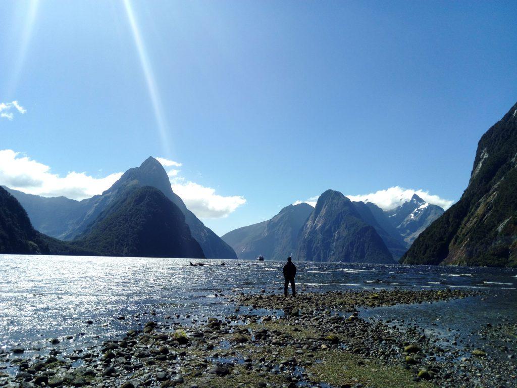 La inmensidad de Milford Sound