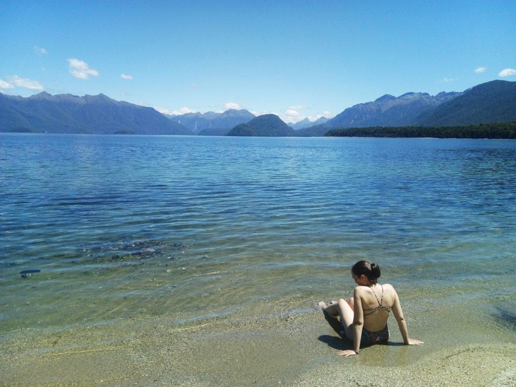 Lago Manapouri, Kepler Track