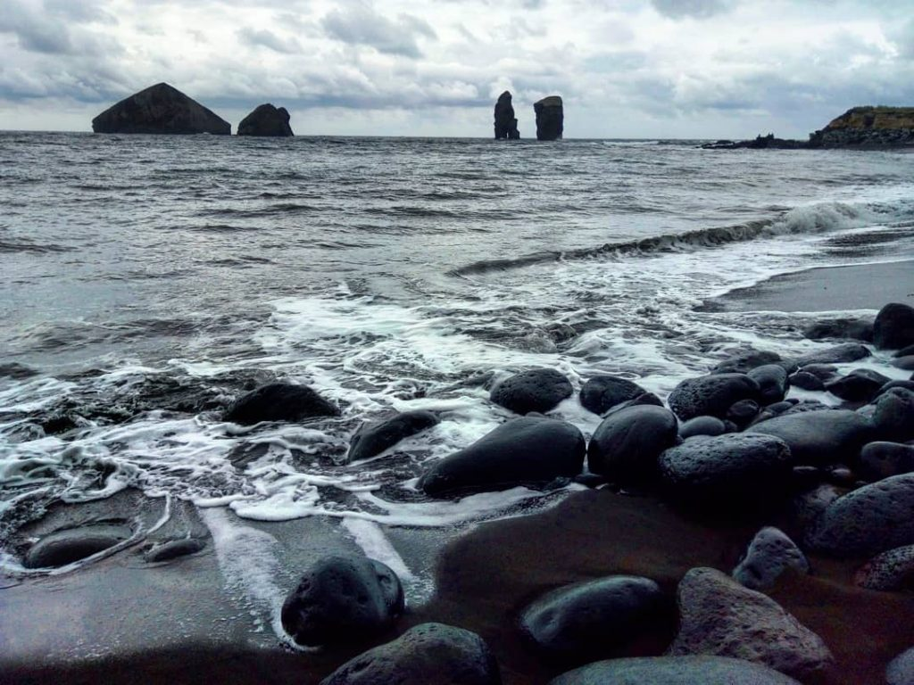 Playa de Mosteiros
