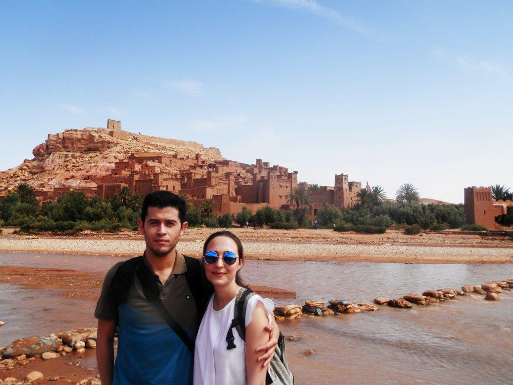 Marruecos Ait Ben Haddou