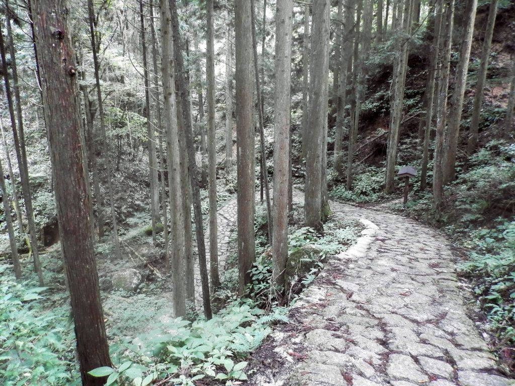 Japón, Ruta Nakasendo