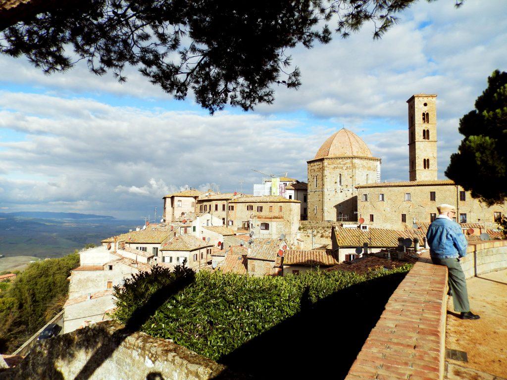 Italia Toscana Volterra