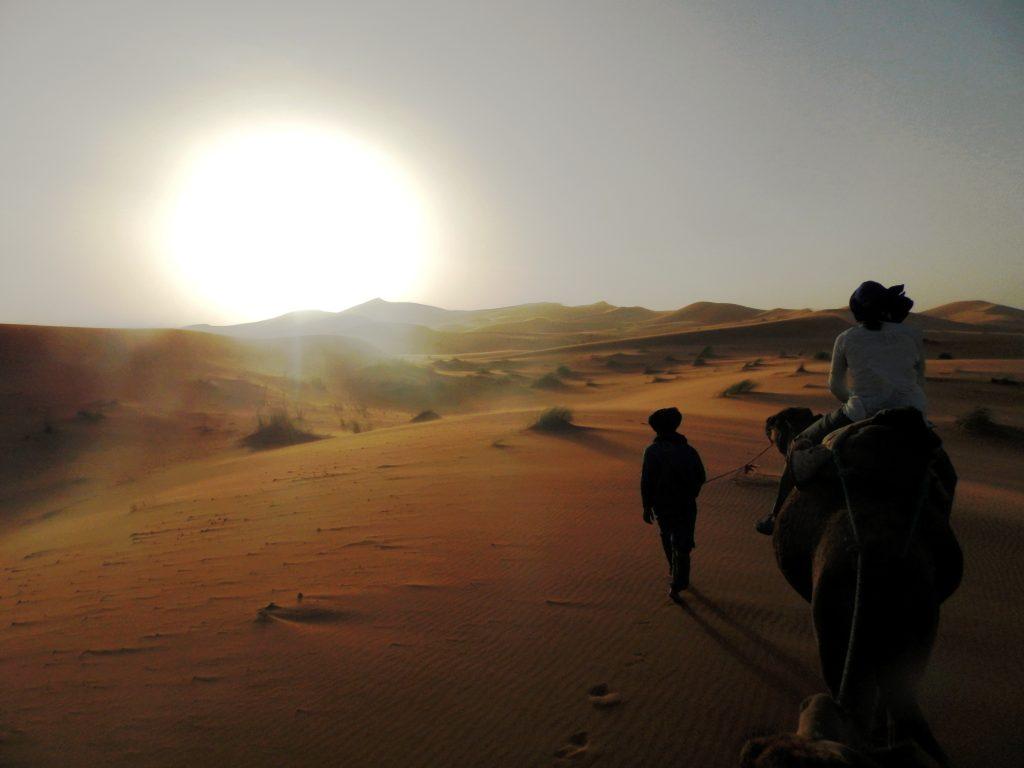 Marruecos Desierto Erg Chebbi
