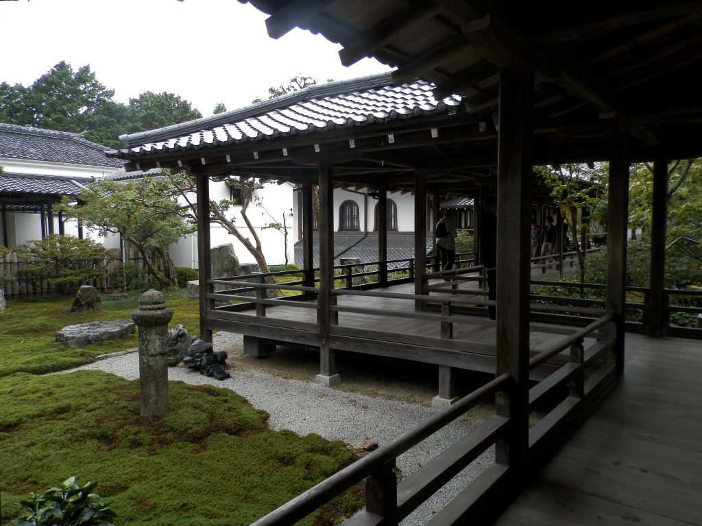 Japón, Monasterio Nanzen-ji en Kyoto